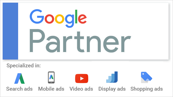 Google AdWords Certified Partner Company/Agency